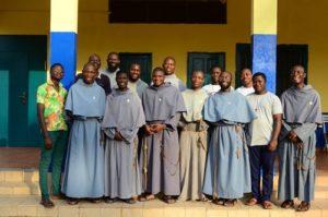 Les Frères Franciscains de l'Immaculée
